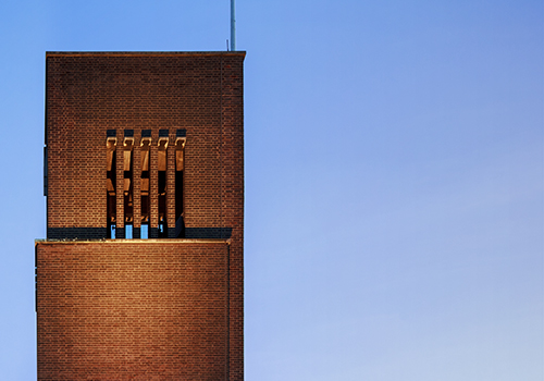 Design - Hornsey Town Hall, Crouch End