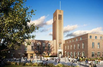 London's Best Kept Secret? Historic Hornsey Town Hall set for major investment into Arts Centre - Hornsey Town Hall, Crouch End