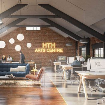 Hornsey Town Hall to Offer Stunning New Co-Working Hub in the Heart of Creative Crouch End Community - Hornsey Town Hall, Crouch End