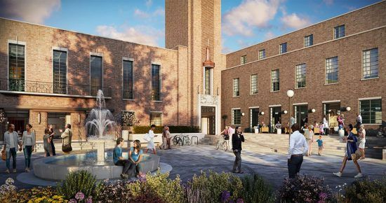 Hornsey Town Hall Construction Steering Group June 2020