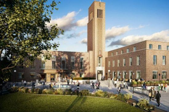 Hornsey Town Hall launches help to buy